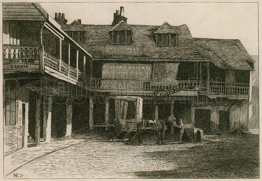 building, street